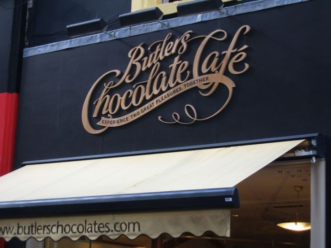 Butters Chocolate Café