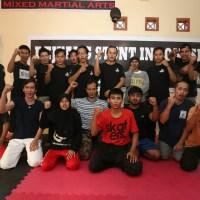 Pejuang Stunt Indonesia - Peserta Pelatihan