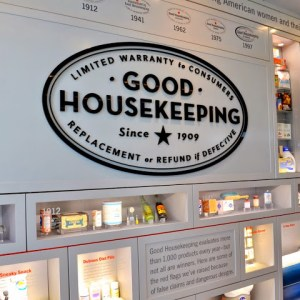 Going #BehindtheSeal with Good Housekeeping