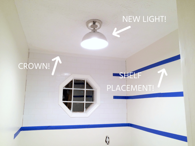 How To Install Floating Shelves On A Tile Wall Using Wall