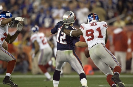 Justin Tuck - New York Giants