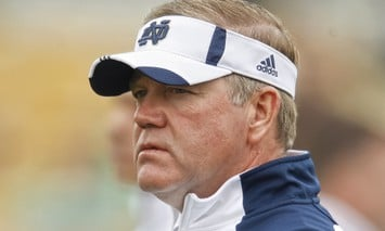 Brian Kelly - USF Post Game