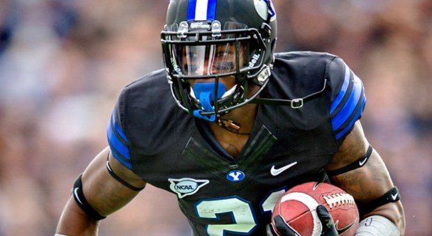 Jamaal Williams - BYU RB