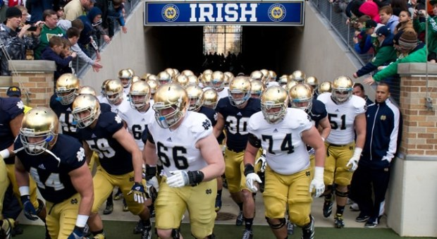 Notre Dame 2013 Betting Odds