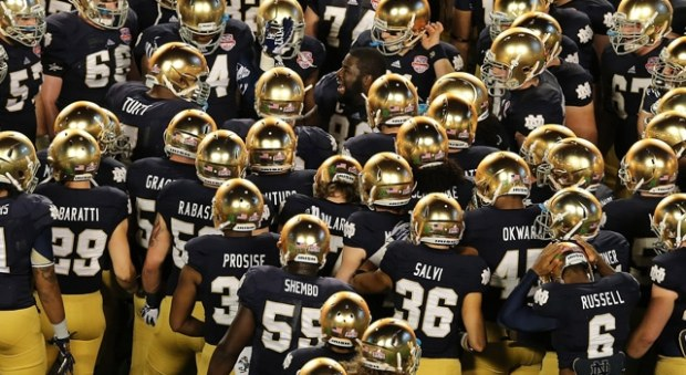 Notre Dame Recruiting - Jonatahn Bonner Commits!