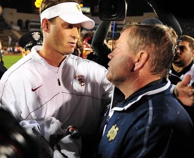 Lane Kiffin - USC Head Coach