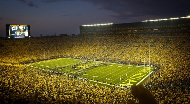 Notre Dame @ Michigan - September 7, 2013