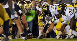 Notre Dame vs. Michigan