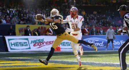 Will Fuller - Notre Dame Pinstripe Bowl