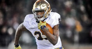 Josh Adams - Notre Dame RB vs. Stanford