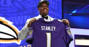 Ronnie Stanley - NFL Draft