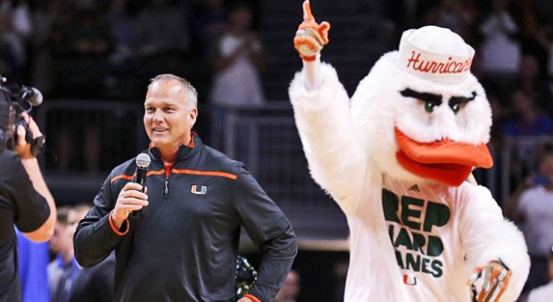 Mark Richt in one of several coaches in their first years at their respective schools Notre Dame will face in 2016 (Photo: Steve Mitchell - USA TODAY Sports)