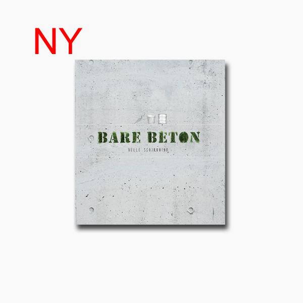 NY BAre Baton OFF-hvid baggrund