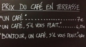 Kafa u Francuskoj