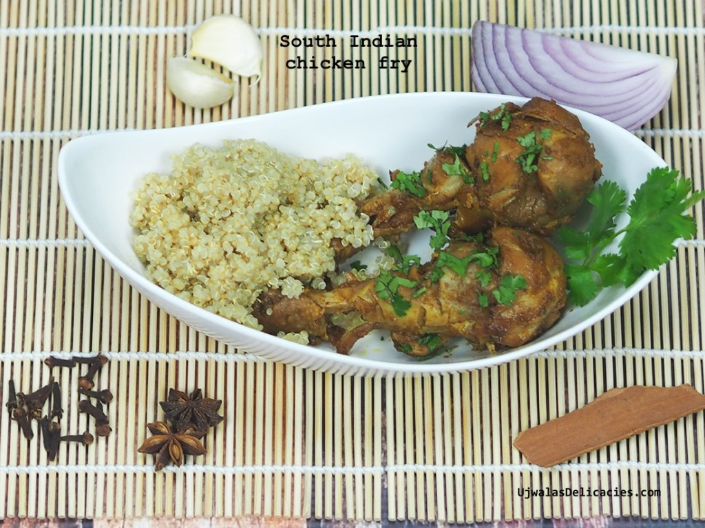 Classic South Indian Chicken Curry