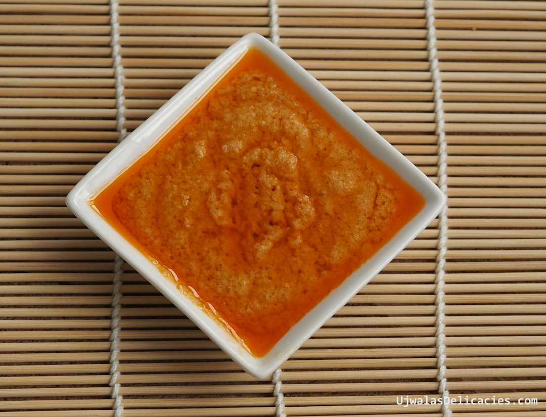 Multipurpose Gravy for Indian curries