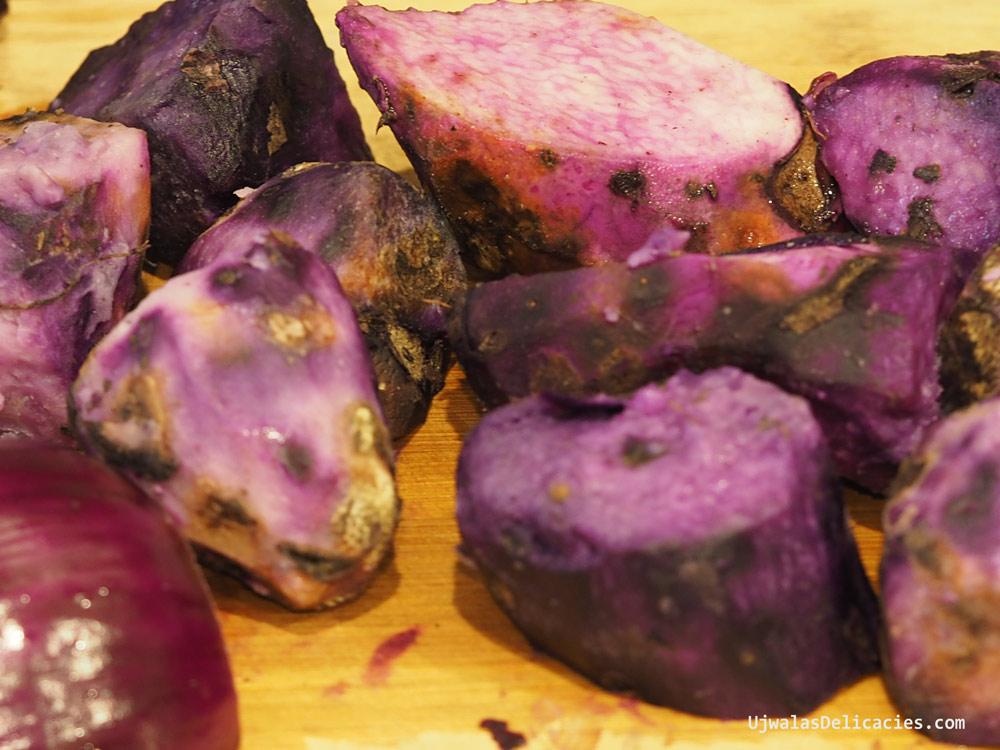 Purple Yam Pic