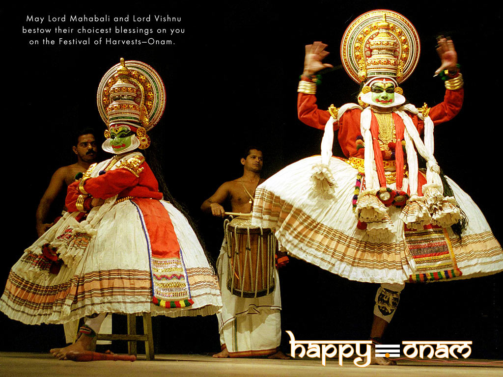 Wishing you a very happy and prosperous Onam