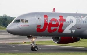 Jet2 Fine Passenger