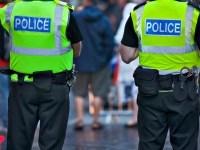 British Police in Benidorm