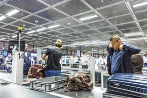 Health Tips at Airports