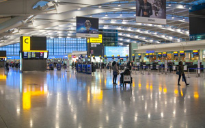 Staying Safe at Airports