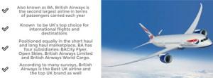 British Airways UK Flight Operator
