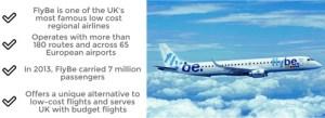 Flybe UK Flight Operator