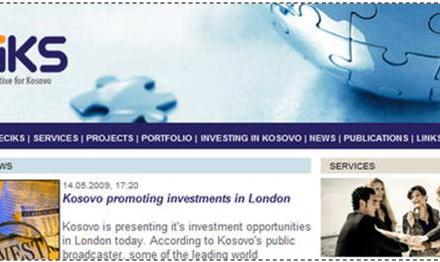 Kosovo promoting investments in London