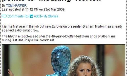 Graham Norton's comment complaints: BBC's response