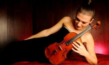 Alda Dizdari in Concert: Eastern Europe  – A musical journey