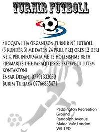 <!--:sq-->Shoqata Peja organizon turnir futbolli, 24 prill 2011<!--:-->