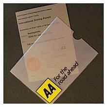 Patenta nderkombetare e shoferit, Britani