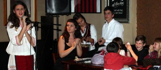 KAYAV Kosovar Albanian Youth Against Violence event – 26 October 2011