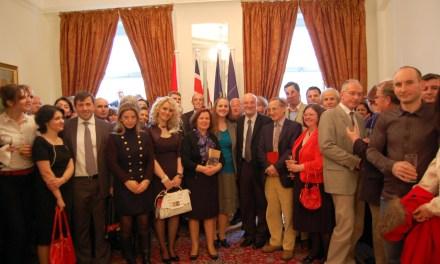 <!--:en-->New book about Albania launched at the Albanian Embassy in London<!--:--><!--:sq-->Libër i ri rreth Shqipërisë promovohet në Ambasadën Shqiptare në Londër<!--:-->