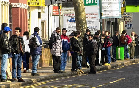 According to a study, immigration has no impact on levels of violent crime on British streets