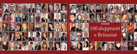 """<!--:sq-->100 Shqiptarët e Britanisë & 9 vjet """"The Albanian"""", me 16 maj 2013<!--:-->"""