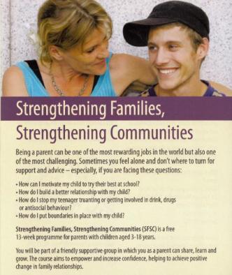 Kurs Trajnimi: Forcimi i Familjes Forcimi i Komunitetit