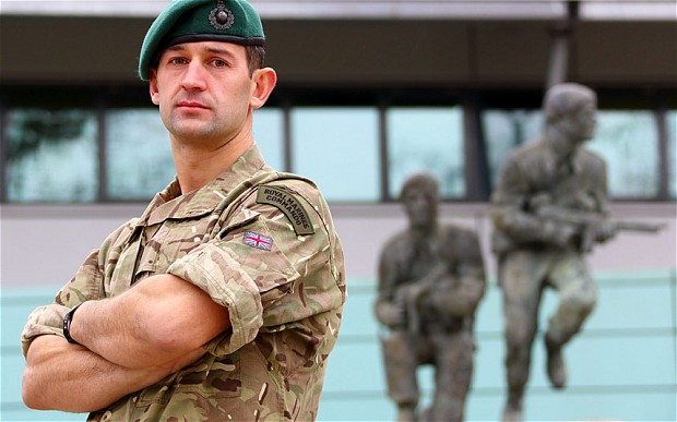<!--:en-->A former Kosovan refugee joins British Army thus giving something back to the country that helped him so much<!--:-->