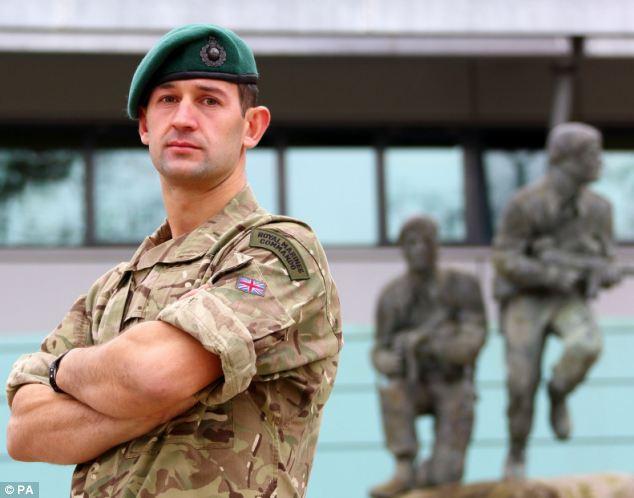 Marinsi Mbreteror i Britanise Arben Islami