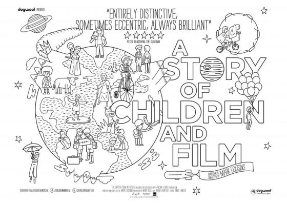 'A Story of Children and Film' by Mark Cousins