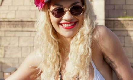 Rita Ora, four times No 1 single winner has another passion – flowers