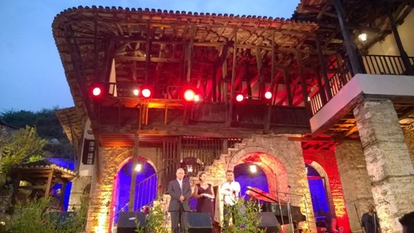First Jazz and Wine International Festival successfuly finishes in Berat, Albania