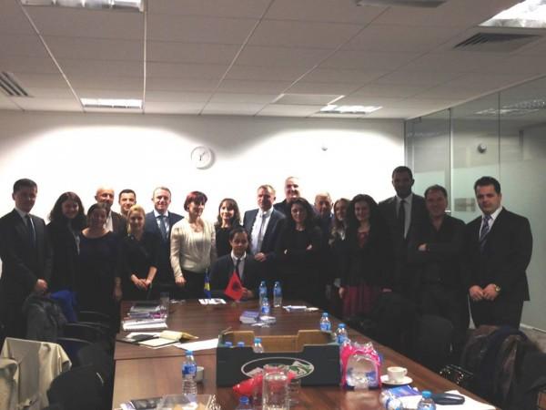 Kosovo Diaspora Focus Group meeting in London, 25th February 2015