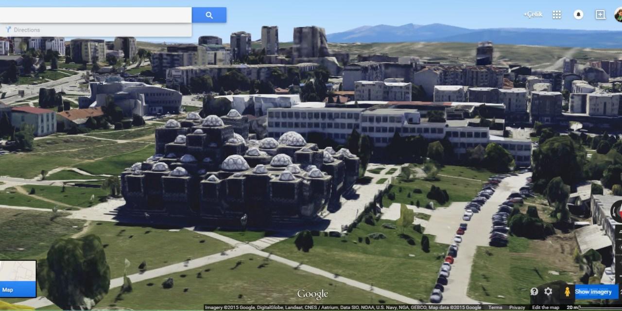 <!--:en-->Prishtina joins virtual cities in 3D on Google maps<!--:-->