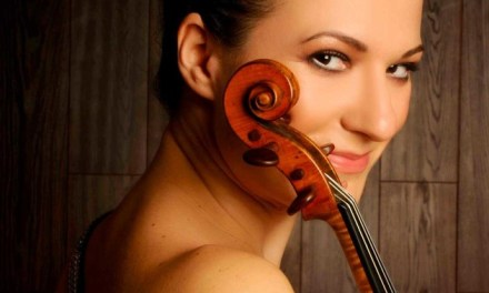 RHYTHMIC TIES, a classical music concert in London with Albanian violinist Alda Dizdari, 2nd July 2015