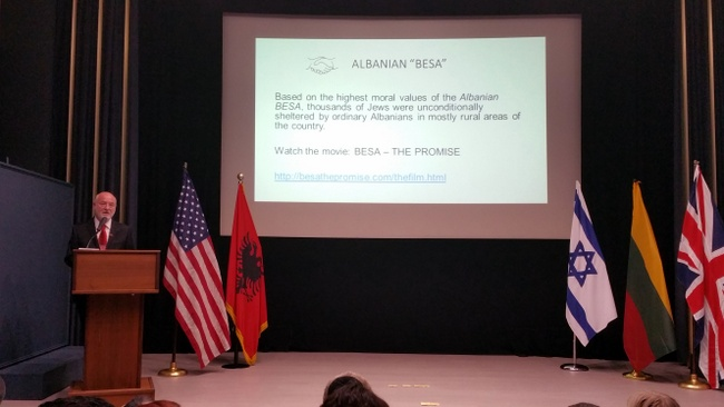 Life of U.S. Ambassador Herman Bernstein and the Albanian-American-Jewish Relations