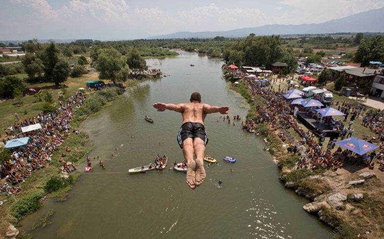 AP Kosovo High Diving Competition