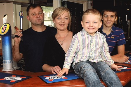 An immigrant family loved so much a Dover town centre pub – so now they're running it!