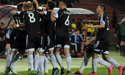 Evening Standard: Albania make history with qualification for Euro 2016 finals